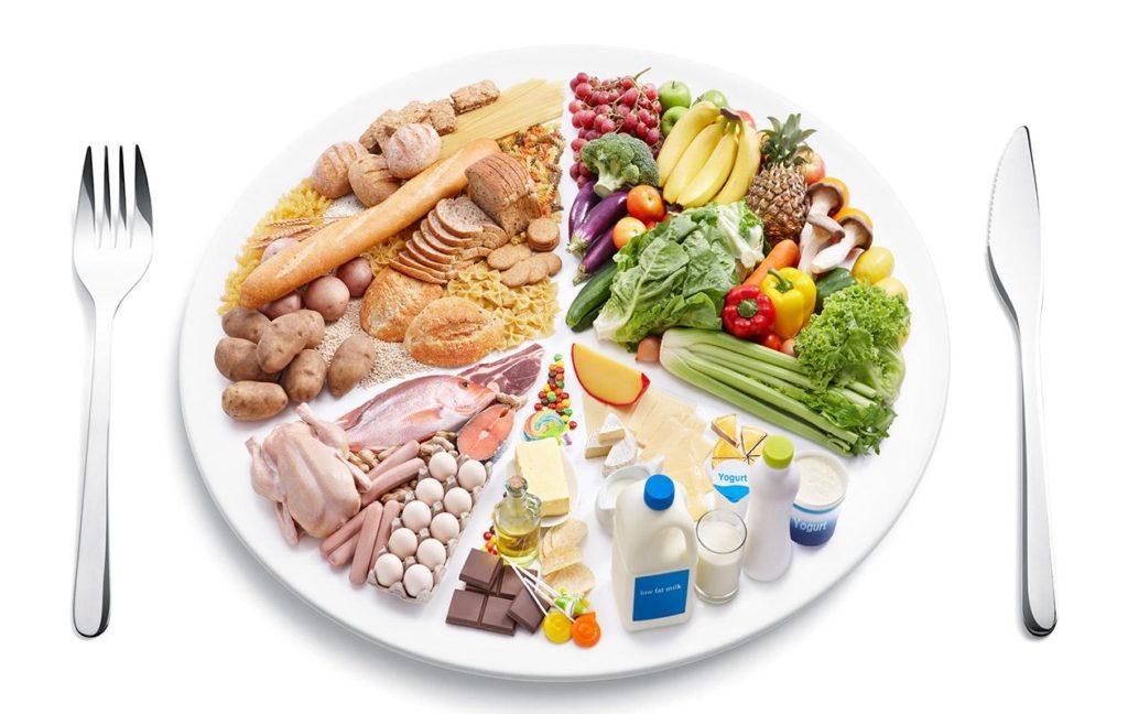 Eat a Balanced Diet: