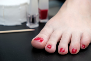 Six Tips for Foot and Nail Care