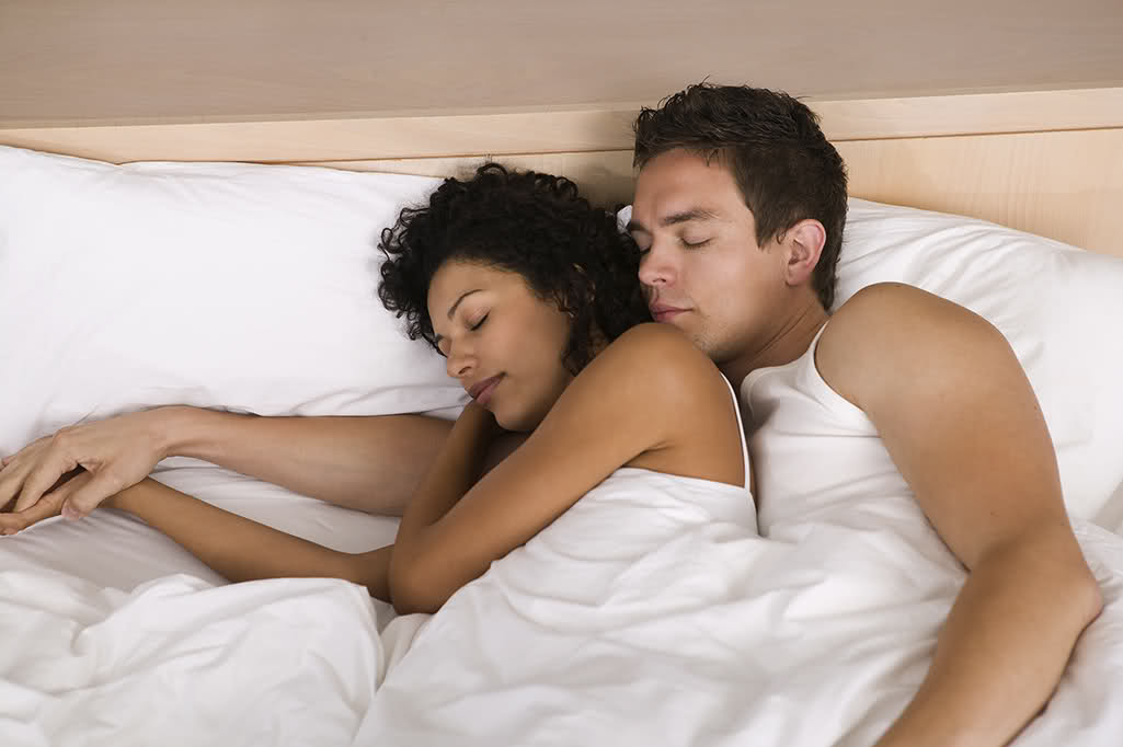 The Way You Sleep With Your Partner Reveals A Lot About Your Relationship
